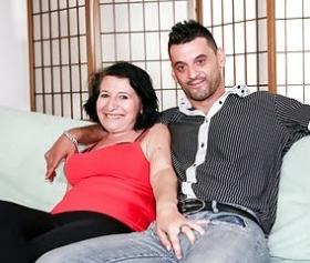 Sesso maturo tedesco con soldi
