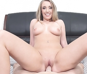 Brazzers porn star leg cross